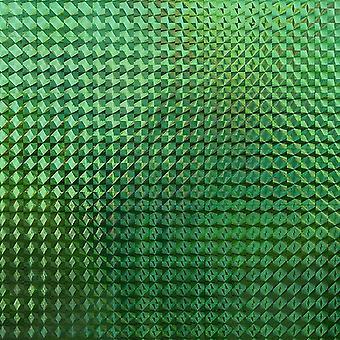 Green Mosaic Fablon