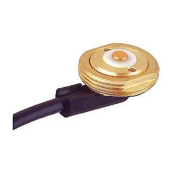 """Laird 0-1000 MHz, 3/4"""" Brass Mount, Mini UHF, For use with Motorola style antennas"""