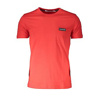 CALVIN KLEIN T-shirt Short sleeves Men J30J315613