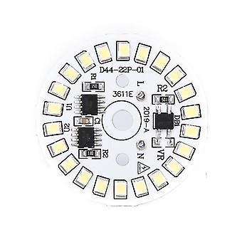 Led Chip-sirkulær modul, lyskildeplate