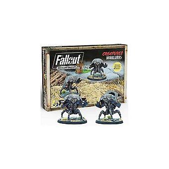 Fallout Wasteland Krigføring Mirelurks