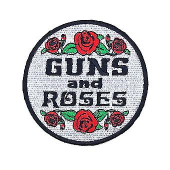 Guns N Roses Patch Roses Band Logo new Official