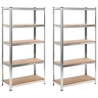 Heavy duty rack 2 pieces