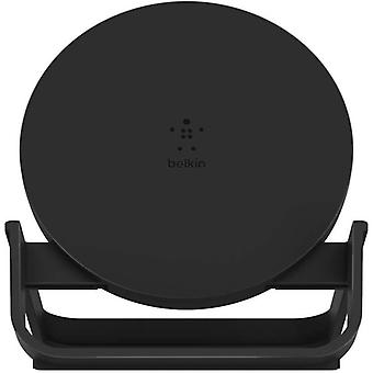 Belkin BoostCharge Wireless Charging Stand 10W (Qi-Certified Fast Wireless Charger