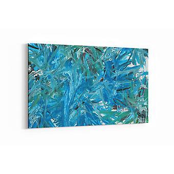 Schilderij - Abstract colorful 7 — 90x60cm