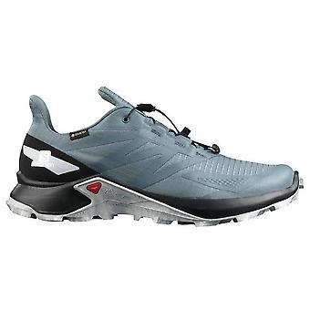 サロモンスーパークロスブラストGtx 411096トレッキング一年男性靴