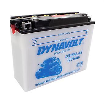 Dynavolt CB16ALA2 High Performance Battery With Acid Pack