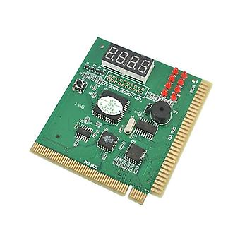 Ak Pci & Isa Motherboard Tester, Diagnostics Display 4-digit Pc Computer Mother