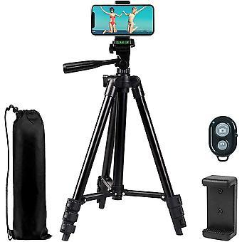 42 Inch 360 flexible Smartphone Tripod,Also Use as Camera Tripod, DSLR Tripod