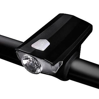 WHEEL UP Bicycle Light 200LM 5 Modes IPX4 Phare étanche USB Rechargeable Mini Anti Glare XPE