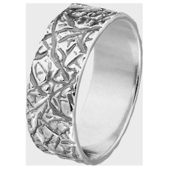 Kalevala Ring Women's Live Hard Live Your Dream Silver 2469110220 Ring Width 70