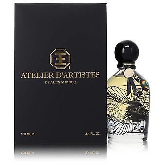 Atelier D'artistes E 1 Eau De Parfum Spray (Unisex) By Alexandre J 3.4 oz Eau De Parfum Spray