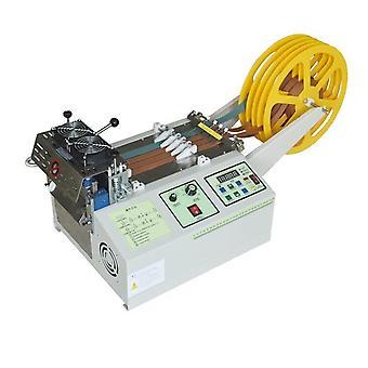 160t Computer Hot And Cold Cloth Belt Cutting Machine