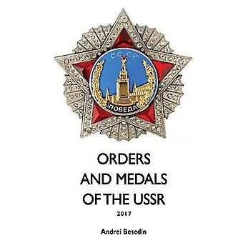 Orders and Medals of the Ussr! by Andrei Besedin - 9781948433198 Book