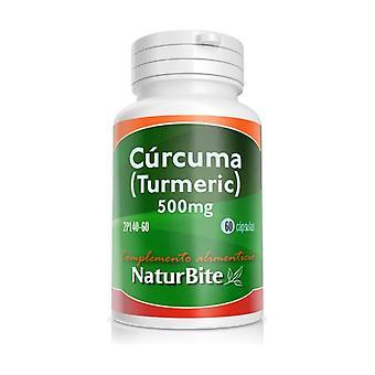 Turmeric (turmeric) 60 capsules of 500mg