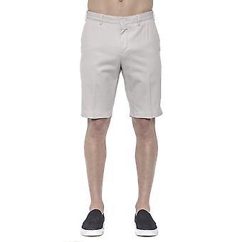 Pt Torino men's grey shorts