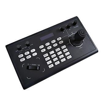 4d جويستيك Ip Ptz لوحة المفاتيح المراقب المالي