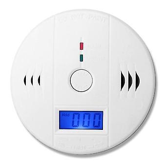 Smartyiba Lcd Photoelectric Carbon Monxide Alarm Sensor