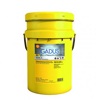 Shell 550027996 Gadus S3 V220C 2 50Kg Premium Grease Multipurpose High Pressure