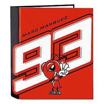 Ring binder Marc Marquez A4