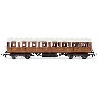 Hornby LNER Thompson Non-corridoio 3 ° classe allenatore