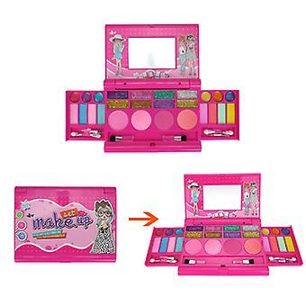 Lapset's kosmetiikka meikki kynsilakka set pieni tyttö simulaatio meikki lelut syntymäpäivä lahjat pelata talo