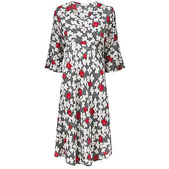 Masai Clothing Nita Floral Print Dress
