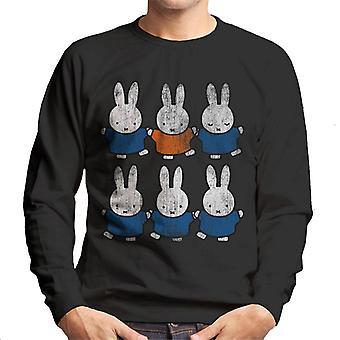 Nijntje DansenDe Mannen's Sweatshirt