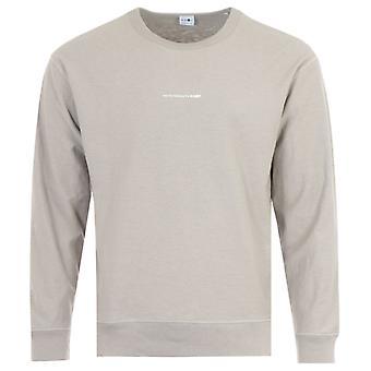 NN07 Jerome Sustainable Cotton Sweatshirt - Grey