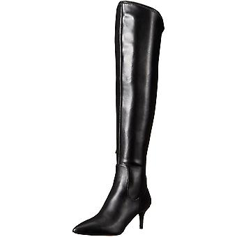 Nine West Womens Marcia Pointed Toe Knee High Fashion Boots
