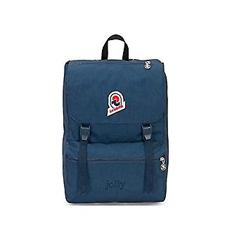 Invicta Backpack Jolly Solid Backpack Casual, 38 cm, 22 liters, Blue