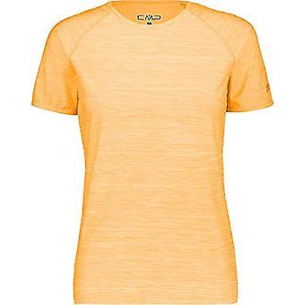 CMP T-Shirt Stretch Jersey, Woman, Solarium Mel, 48