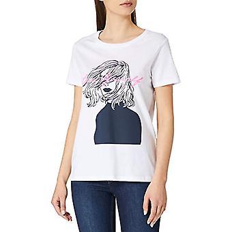 LTB Jeans Wosita T-Shirt, White 100, M Woman