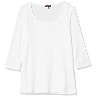 Street One 313977 Pania T-Shirt, Ivory (off White 10108), 52 (Size Manufacturer: 46) Woman