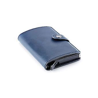 Miquelrius 18935 Blue Miquelrius Leather Card Case