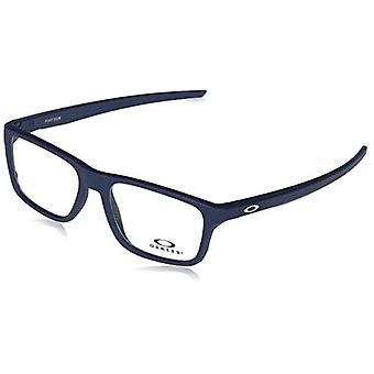 Oakley Ox8164 Port Bow, Unisex-Adult Brille, Blau, 55