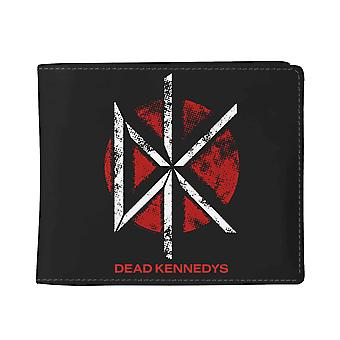 Dead Kennedys Wallet DK Band Logo new Official Black Bifold