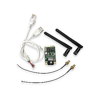 Module Vm300-h 2.4g Wifi Bridge Repeater Mini Router Rj45 Antenna