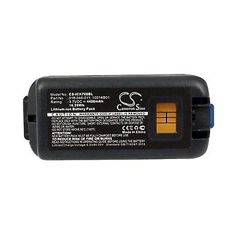 Cameron Sino Ick700Bl Battery Replacement For Intermec Barcode Scanner