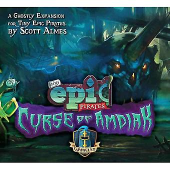 Tiny Epic Pirates: Curse of Amdiak Expansion Board Game