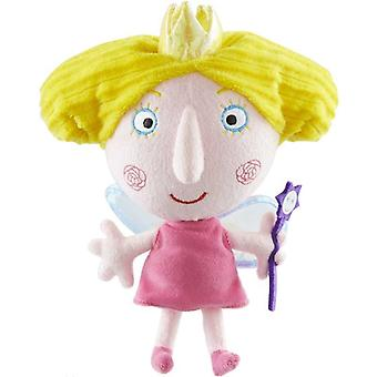 """Ben & Holly Talking Soft Toy Holly Plush 7"""""""