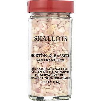 Morton & Bassett Shallot, Case of 3 X 0.2 Oz