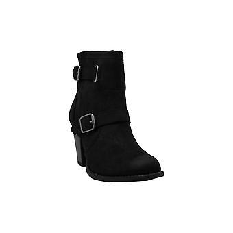 Mia Womens Elenaa Almond Toe Ankle Fashion Boots