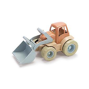 Dantoy-traktori biomuovissa