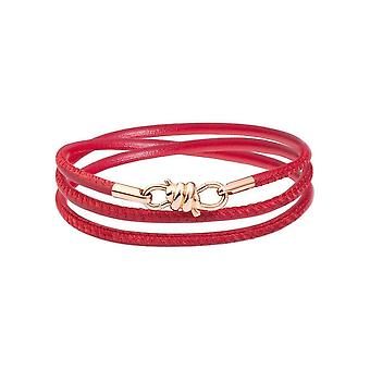 Dodo dbb9008knot0leb9rs 9ct gold bracelet