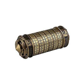 Da Vinci code Cryptex gift box and puzzles