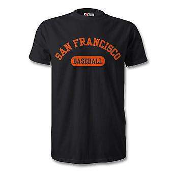 San Francisco Baseball Kids T-Shirt