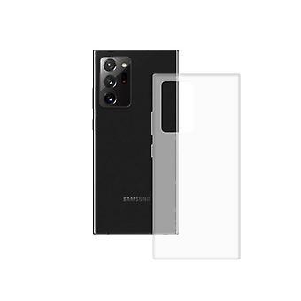 Mobiilikotelo Samsung Galaxy Note 20 Ultra Contact TPU Läpinäkyvä