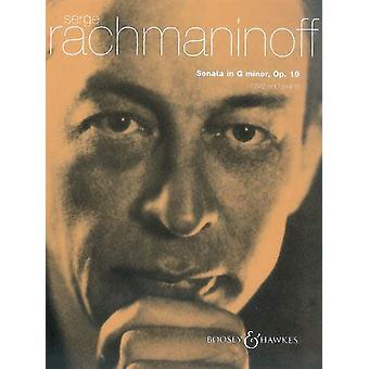Sonata nº 2 G Menor op. 19 Rachmaninoff violoncelo e piano