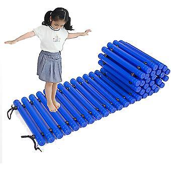 Taktiler Balance Path Board Kindergarten Balance Trail (Blau)